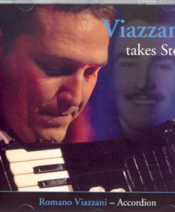Romano Viazzani delves into the music of his childhood accordion hero - Gigi Stok