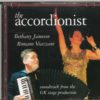 Romano Viazzani and Bethany Jameson perform the soundtrack to the musical play The Accordionist.