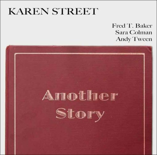 The wonderful Karen Street's latest jazz album. Stop, Stay, How Insensitive, Bye Bye Blackbird, What's love got to do with it?, Beautiful Feeling, The Gift, Get Happy, Blue Daniel, If I could write a book, Paradise Circus, Place to be