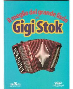 Album of 40 compositions/arrangements by Gigi Stok: - Acqua e Sapone, Acrobazie, Botta e Risposta, Brioso, Celebre Mazurka Variata di Migliavacca, Dolores, Due Fisarmoniche in Gara, Elettrico, Freccia del Sud, Giocando sui Tasti, I Due Amici, I Pattinatori (Skater's Waltz), Il Carnevale di Venezia (Carnival of Venice), L'Indiavolata, L'Inzuccata, L'Usignolo, La Burlona, La Dinamica, La Doccia, La Paloma, La Tirolese nell'Emilia, La Violetta La Va La Va, La Volata, Le Onde del Danubio (The Anniversary Song), Liscio a Mezzanotte, Liscio allo Spumante, Lo Scultore, Marcia del Bersaglieri, Monello, Moto Perpetuo di Paganini, Oh Susanna, Olindo, Saltarella, Sempre Libera (Verdi), Stokay, Tango Gagliardo, Tesoro Mio, Valzer di Montecarlo, Vecchi Ricordi, Vecchia Volpe.