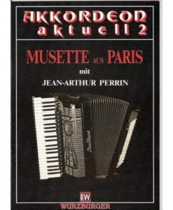 An album of seven super musette compositions for standard bass accordion of a higher intermediate level: Goudroune Bistrot Parisien Cascadelle Heliopolis Rien que ça Musettine Cafe