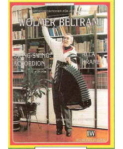 Two marvellous Jazz accordion pieces across 16 pages of music by Wolmer Beltrami the latter dedicated to another Jazz accordionist and band leader Gorni Kramer.